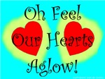 Oh Feel Our Hearts Aglow!