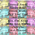 Sixteen Kisses -- Princess