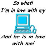 PC Love Blue