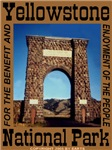 Roosevelt Arch YNP