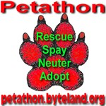 Petathon Ruby Red Paw