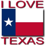 Texas Hearts, Flags, Gifts & Apparel