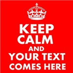 Customize Keep Calm
