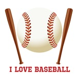 I love baseball