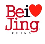 I Love Beijing Iconic RedBlack Heart Beijing China
