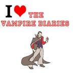 I Love The Vampire Diaries