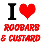 I Love Roobarb and Custard