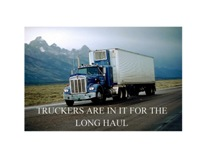 Long Haul Trucker