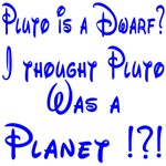 Pluto: Dwarf or Planet