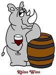Rhino Wino w/ Barrel
