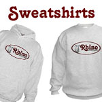 Rhino Wine Gear Sweatshirts