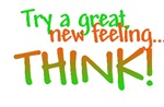 Try a great new feeling, think