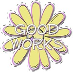 Good Works - Young Women Value LDS YW Yellow Flowe