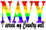 Gay Pride Navy
