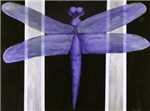 Purple Dragonfly