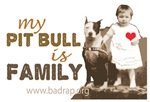 My Pit Bull is Family