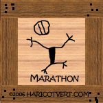 Shaman Marathon Design