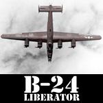 B-24 Liberator (several designs)