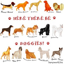 Here There Be Doggies