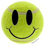 Tennis Smiley