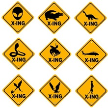 Crossing Signs