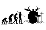 Evolution of Drumming