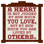 A Heart is Not Judged #1