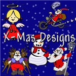 Christmas Cards, Shirts and more