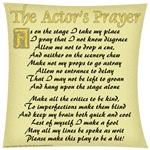 The Actor's Prayer