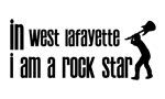 In West Lafayette I am a Rock Star