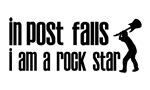 In Post Falls I am a Rock Star