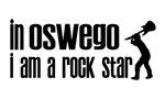 In Oswego I am a Rock Star