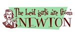 Best Girls are from Newton