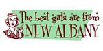 Best Girls are from New Albany