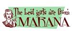 Best Girls are from Marana