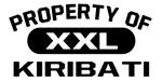 Property of Kiribati