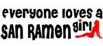 Everyone loves a San Ramon Girl