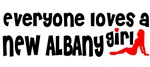 Everyone loves a New Albany Girl