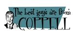 Best guys are from Coppell