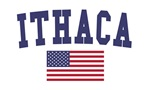 Ithaca US Flag