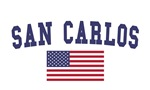 San Carlos US Flag