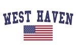 West Haven US Flag