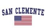 San Clemente US Flag