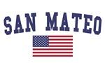 San Mateo US Flag