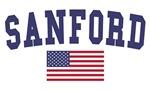 Sanford US Flag