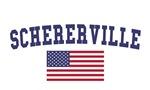 Schererville US Flag