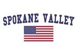Spokane Valley US Flag
