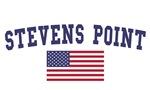 Stevens Point US Flag