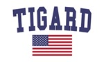 Tigard US Flag