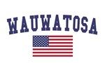 Wauwatosa US Flag